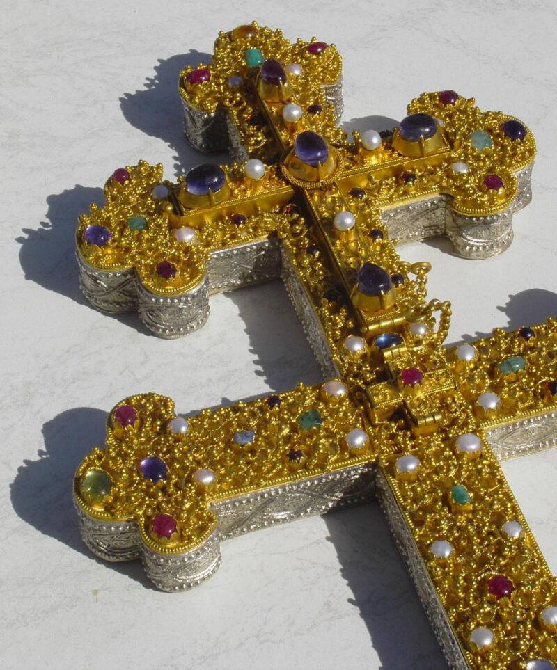 Äbtissinnenkreuz Aachen Burtscheid