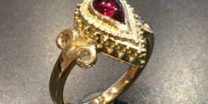 Ring von Matthias de Medici