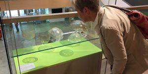 Restaurierung römisches Glas