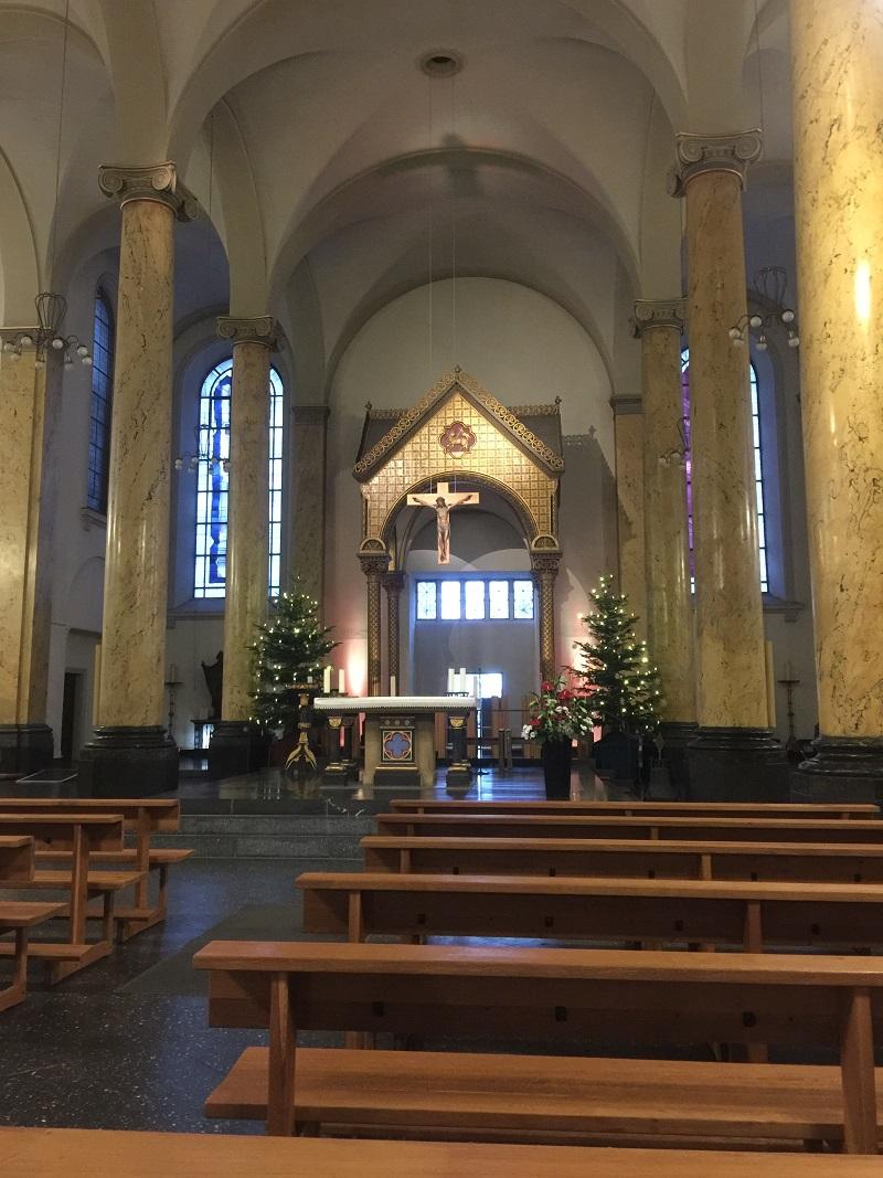 Dionysius Kirche Krefeld