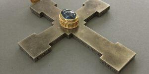 Replik Mittelalterliches Pektorale