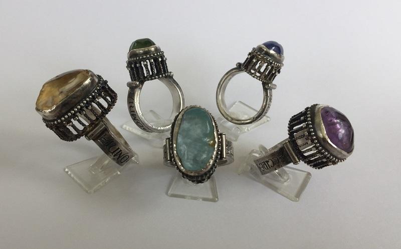 Mittelalter Ringe Unikate