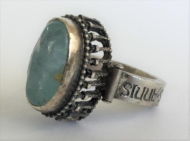 Ring-Unikate mit Zwickel an der Ringschiene